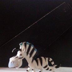 Figuras de Goma y PVC: FIGURA PVC CEBRA ANIMAL. MARCA GOSNELL.. Lote 72278075