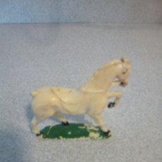 Figuras de Goma y PVC: CABALLO BLANCO OESTE STARLUX . Lote 72305105
