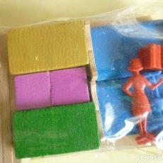 Figuras de Goma y PVC: FIGURAS Y COMPLEMETOS GOULA. Lote 130678249