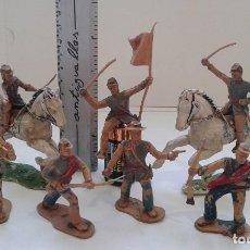 Figuras de Goma y PVC: LOTE FIGURAS REAMSA SUDISTAS,PVC,GOMA.. Lote 72397139
