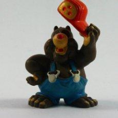 Figuras de Goma y PVC: FIGURA DE GOMA Y PVC VINTAGE - SCHELEICH - 6 CMS. Lote 72397823