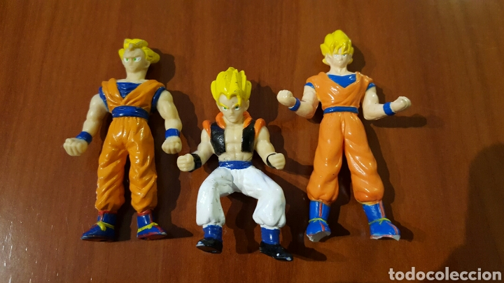Lote Figuras Dragon Ball Z