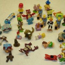 Figuras Kinder: LOTE JUGUETES KINDER SORPRESA SIMPSONS,MAGADASCAR,ETC.... Lote 73471334