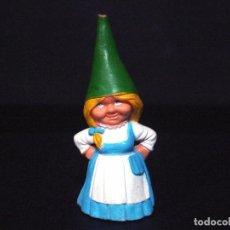 Figuras de Goma y PVC: FIGURA O MUÑECO GOMA PVC - LISA DE DAVID EL GNOMO - BRB. Lote 73537311