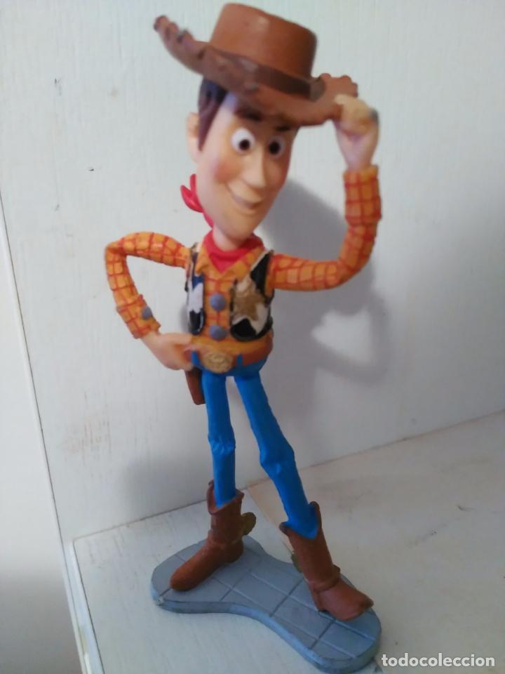 Figura En Goma Pvc Disney Pixar Toy Story Woo Buy Figures Of