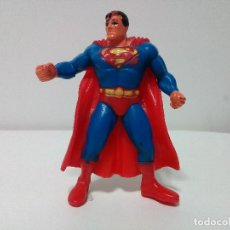Figuras de Goma y PVC: FIGURA DE SUPERMAN DE LA LIGA DE LA JUSTICIA DE DC COMICS. COMICS SPAIN.. Lote 73632859