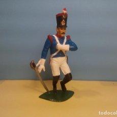 Figuras de Goma y PVC: SOLDADO NAPOLEÓNICO O DEL ÁLAMO. Lote 73722563