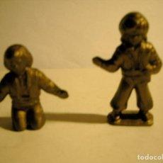 Figuras de Goma y PVC: LOTE FIGURAS PROMOCIONAL CREO DUNKIN DEL BELEN. Lote 73828111