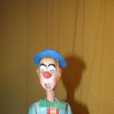Figuras de Goma y PVC: MARIONETA DE HERTA FRANKEL,GRUÑÓN ESTEREOPLAST AÑOS 60. Lote 73947971