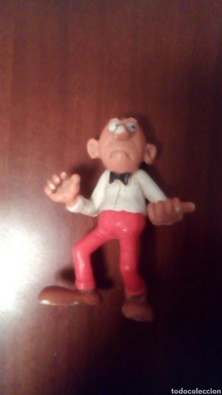 Figuras de Goma y PVC: Muñeco Filemon de goma año 1986 catalonia press y cómics spain. - Foto 2 - 74185705