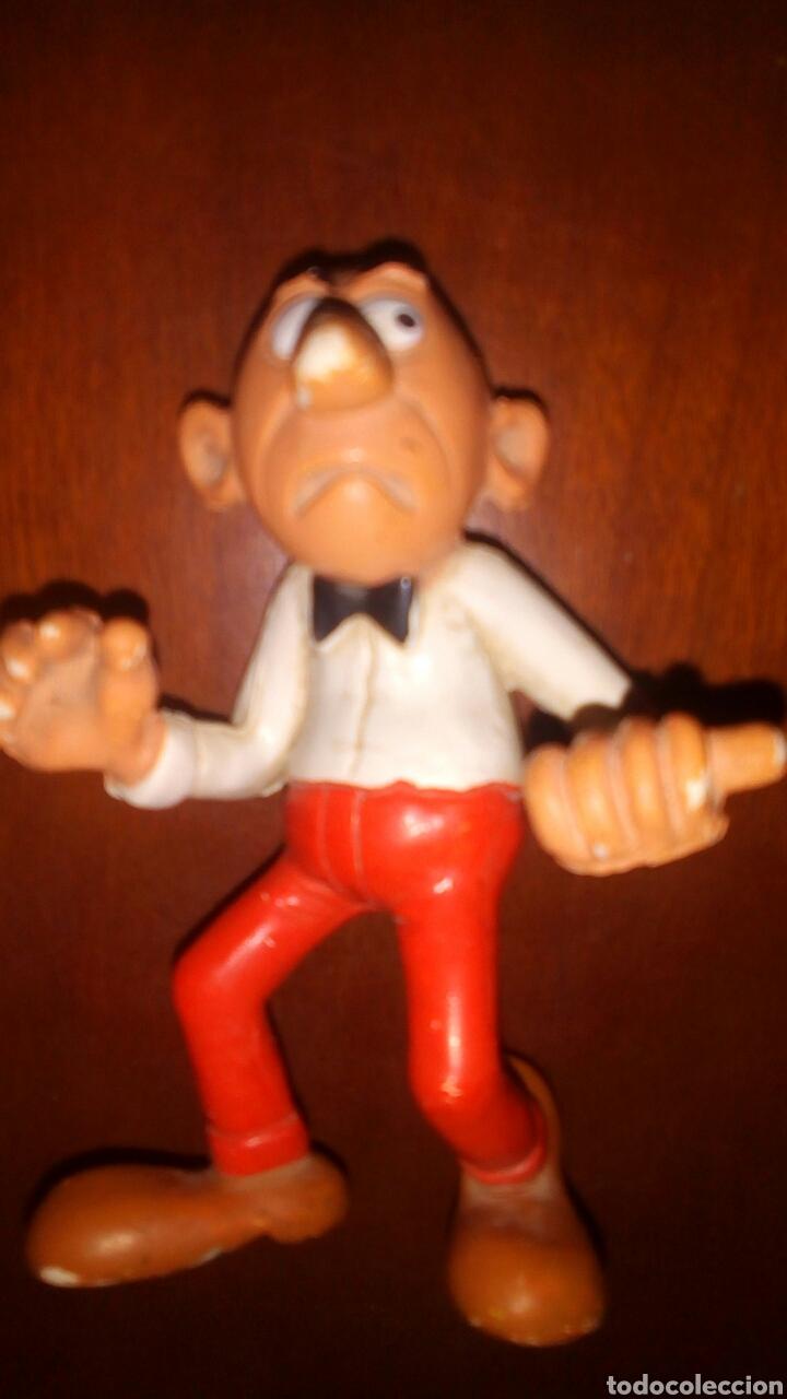 Figuras de Goma y PVC: Muñeco Filemon de goma año 1986 catalonia press y cómics spain. - Foto 4 - 74185705