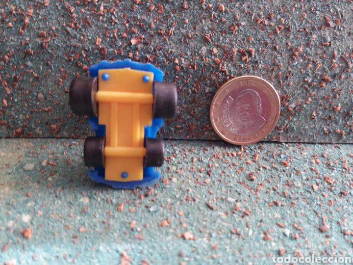 Figuras Kinder: Figura Promocional Coche Kinder. Plastico. - Foto 4 - 74305130