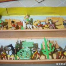 Figuras de Goma y PVC: COMANSI CAJA. Lote 74573791