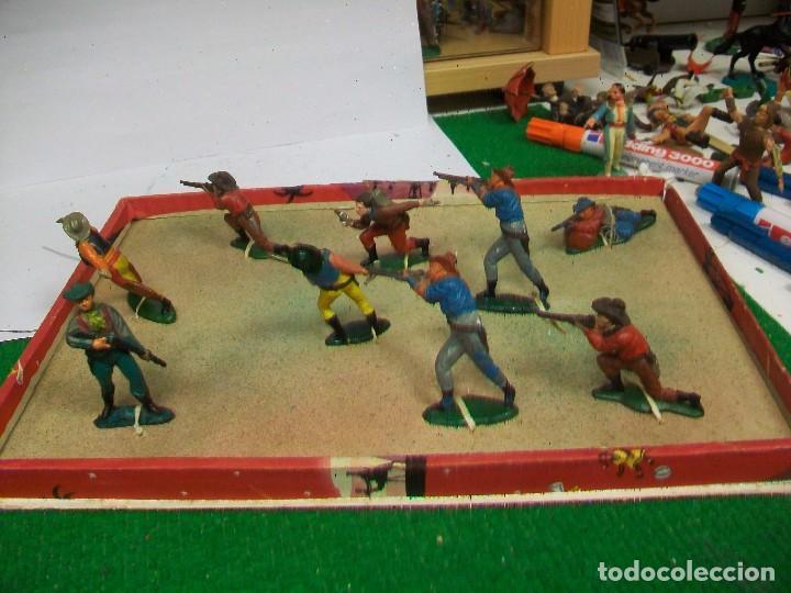 Figuras de Goma y PVC: CAJA ORIGINAL AGUSTI TEIXIDO - CAJA TEIXIDO AÑOS 50 - FIGURAS GOMA TEIXIDO TEIXIDOR - Foto 5 - 74758211