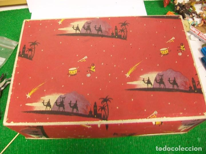 Figuras de Goma y PVC: CAJA ORIGINAL AGUSTI TEIXIDO - CAJA TEIXIDO AÑOS 50 - FIGURAS GOMA TEIXIDO TEIXIDOR - Foto 11 - 74758211