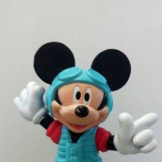 Figuras de Goma y PVC: FIGURA MICKEY MOUSE ARTICULADA MARCA MATTEL. Lote 74773574