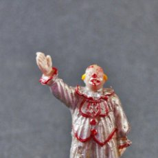 Figuras de Goma y PVC: FIGURA DEL CIRCO PAYASO ALEGRE.. Lote 74806623