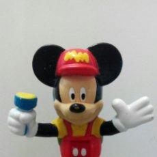 Figuras de Goma y PVC: MUÑECO GOMA PVC MICKEY MOUSE. Lote 74916995