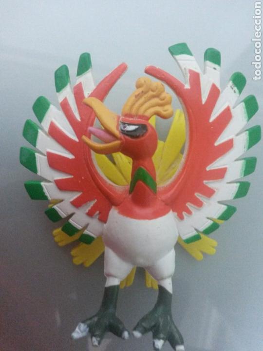 FIGURA PVC POKEMON NINTENDO TOMY (Juguetes - Figuras de Goma y Pvc - Otras)