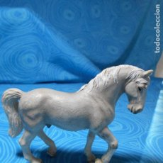 Figuras de Borracha e PVC: FIGURA CABALLO SCHLEICH MIDE UNOS 9 CM DESCATALOGADO. Lote 75010691