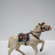 Figuras de Goma y PVC: CABALLO DESFILE . REALIZADO POR REAMSA . AÑOS 60. Lote 75017103