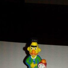 Figuras de Goma y PVC: APPLAUSE BARRIO SESAMO FIGURA DE PVC EPI Y BLAS SESAME STREET. Lote 75054735