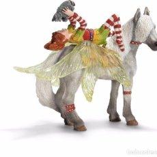 Figuras de Goma y PVC: FIGURA SCHLEICH 70427 - ELFOS, MARWEEN. Lote 75127371