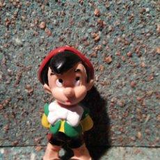 Figuras de Goma y PVC: FIGURA EN PVC DE PINOCHO. BULLYLAND. DISNEY. MADE IN GERMANY. . Lote 75135870