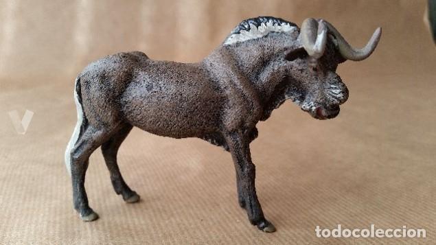 ÑU LINEOL 1950 ANIMALES DE ZOO PERFECTO PARA ARCLA (Juguetes - Figuras de Goma y Pvc - Otras)