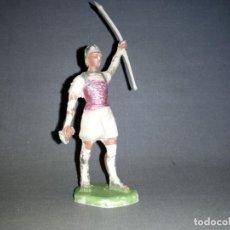 Figuras de Goma y PVC: 918- FIGURA (ROMANO) AÑOS 50/60 REF 137. Lote 75405323