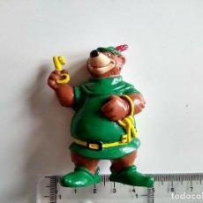 Figuras de Goma y PVC: FIGURA DE LA COLECCIÓN DE ROBIN HOOD, LITTLE JHON. BULLY 1982. Lote 75583711