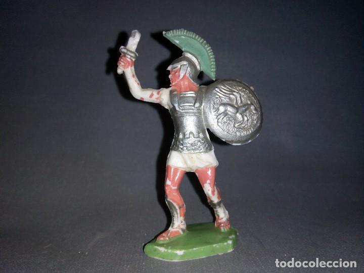 918- FIGURA ( ROMANO) REAMSA COMANSI AÑOS 50/60 REF 102 (Juguetes - Figuras de Goma y Pvc - Teixido)