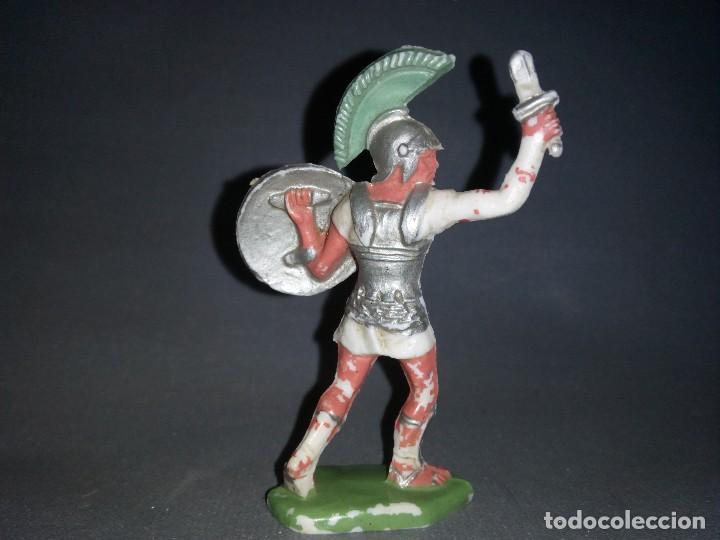 Figuras de Goma y PVC: 918- FIGURA ( ROMANO) REAMSA COMANSI AÑOS 50/60 REF 102 - Foto 2 - 75608387