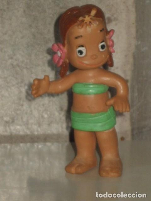 Figuras de Goma y PVC: FIGURA,MUÑECO NIÑA PVC KUMBA DE LOS FRUITTIS. - Foto 2 - 75714863
