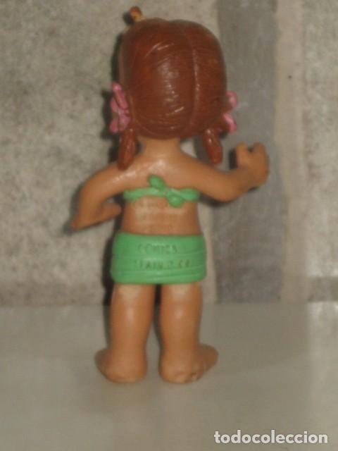 Figuras de Goma y PVC: FIGURA,MUÑECO NIÑA PVC KUMBA DE LOS FRUITTIS. - Foto 3 - 75714863
