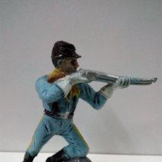 Figuras de Goma y PVC: SOLDADO FEDERAL YANKEE . REALIZADO POR COMANSI . PRIMERA EPOCA. Lote 75725659