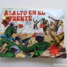 Figuras de Goma y PVC: ASALTO EN EL FRENTE, ALFREDO LOSADA, SIN ABRIR,. Lote 75738483