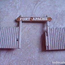 Rubber and PVC Figures - 6 piezas del fuerte Fort Apache de Comansi-Exin - 75749923