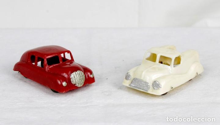 ALCA CAPELL AUTO Y CAMIÓN AÑOS 50 (Juguetes - Figuras de Goma y Pvc - Capell)