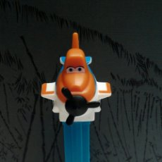 Dispensador Pez: FIGURA DISPENSADOR CARAMELOS PEZ. Lote 75818546