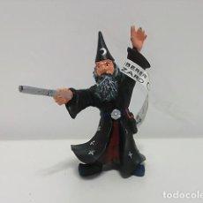 Figuras de Goma y PVC: FIGURA DE MAGO BULLYLAND . Lote 75993967