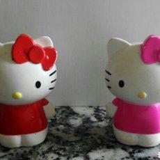 Figuras de Goma y PVC: LOTE FIGURAS HELLO KITTY MARCA SANRIO. Lote 76025081