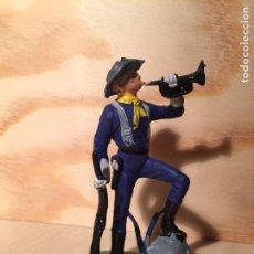 Figuras de Goma y PVC: FIGURA YANKEE PECH OLIVER EN PVC . Lote 76045303