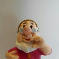 Figuras de Goma y PVC: FIGURA PVC PERSONAJE DE BLANCANIEVES Y LOS SIETE ENANITOS MARCA DISNEY. Lote 76051871