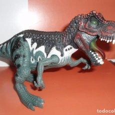 Figuras de Goma y PVC: FIGURA DINOSAURIO TIRANOSAURIO REX. Lote 76080711