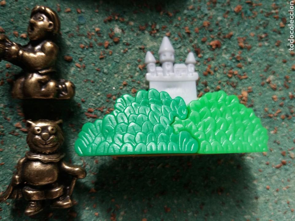 Figuras Kinder: Colección Kinder Ferrero. Serie Completa de Aladino y la lámpara Maravillosa. - Foto 4 - 76680434