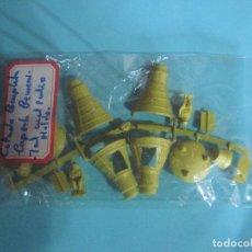 Figuras de Goma y PVC: MONTAPLEX- COLADA TAL CUAL SALIO-CAPSULA GEMENIS USA DEL ESPACIO-AÑOS 70. Lote 76682819