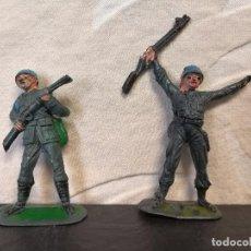 Figuras de Goma y PVC: SOLDADOS AMERICANOS JECSAN. Lote 76741519