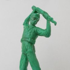 Figuras de Goma y PVC: BONITA FIGURA DE CUBANO, FABRICADO POR LA CASA MOYA, EN LOS AÑOS 60 DEL SIGLO XX. JECSAN REAMSA.. Lote 76743811