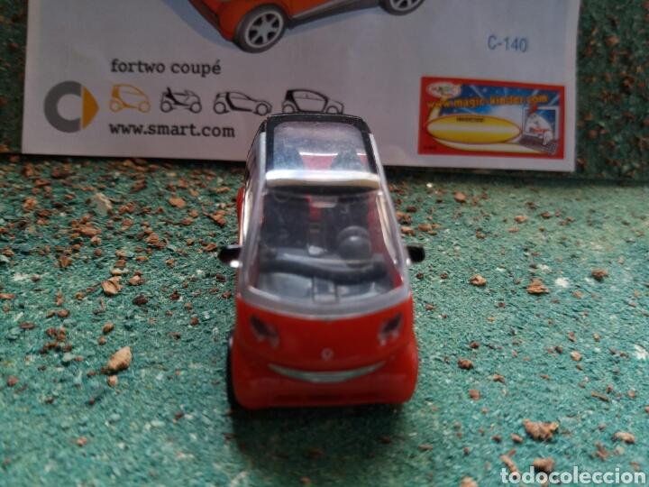 Figuras Kinder: Figura Colección Magic-Kinder. Modelo Fortwo Coupe. C-140. - Foto 2 - 76744550